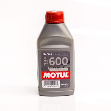 BRZDOVÁ KAPALINA MOTUL RACING BRAKE FLUID RBF 600 V4 500ML