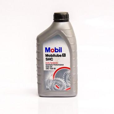 PŘEVODKOVÝ OLEJ MOBIL MOBILUBE SHC 1 75W90 1L