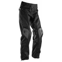 Kalhoty enduro thor range black/charchoal 2016