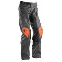 Kalhoty enduro thor range charchoal/orange 2016