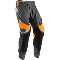 motokrosové kalhoty THOR Prime Fit Rohl 2018 flo orange/gray