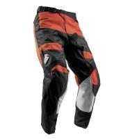 motokrosové kalhoty Thor Pulse Level 2018 red orange/black