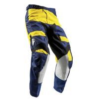 motokrosové kalhoty Thor Pulse Level 2018 navy/yellow