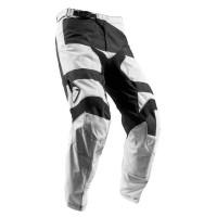 motokrosové kalhoty THOR Pulse Level 2018 white/black