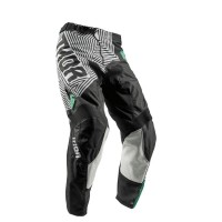 motokrosové kalhoty THOR Pulse Geotec 2018 black/teal