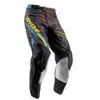 motokrosové kalhoty THOR Pulse Rodge 2018 multi