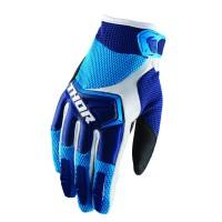 motokrosové rukavoce THOR Spectrum Glove 2018 nvy/blu/wht