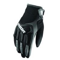 motokrosové rukavice THOR Spectrum Glove 2018 black