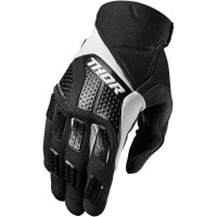 motokrosové rukavice THOR Rebound Glove 2018 blk/lime