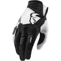 motokrosové rukavice THOR  Flow Glove 2018 black