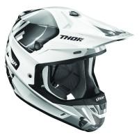 motokrosová přilba THOR Verge Helmets 2018 vortech wht/gray