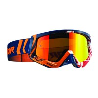 motokrosové brýle THOR Sniper Goggles 2018 geo navy/orange