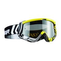 motokrosové brýle THOR 2018 sniper goggles geo yellow/black