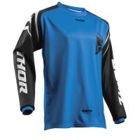 motokrosový dres THOR sector Zones 2018 blue jersey